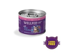 sterilised cat food