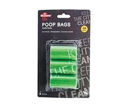 POOP BAGS REFILL