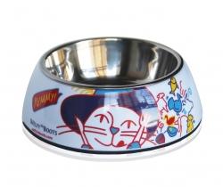 dual cat bowl