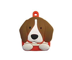 key cover beagle