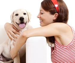 ΑΝΑΔΟΧΟΣ με σκύλο
