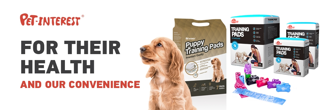 Pet-Interest, For their (animal) health and our convenience