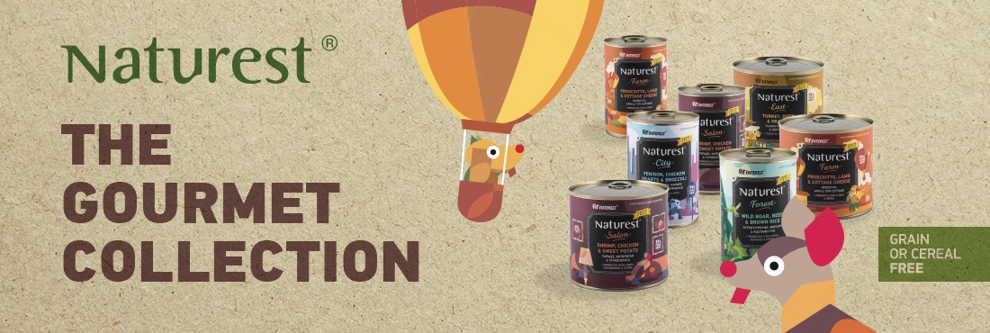 Naturest products, THE GOURMET COLLECTION