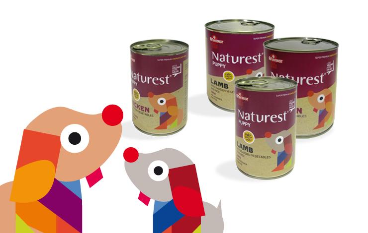 Υγρή τροφή Naturest®